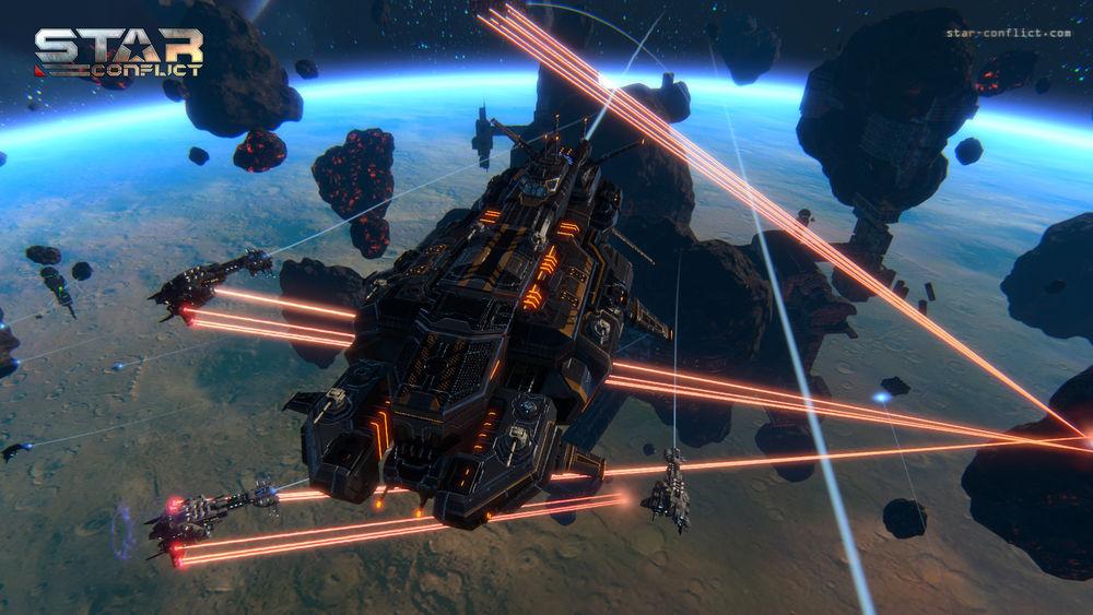 star conflict картинки